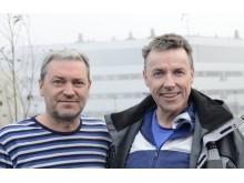Prosjektlederne på Sykehuset Østfold