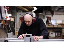 Snedkervirksomheden Raaschou A/S i Rødovre bruger regnskabsprogrammet e-conomic