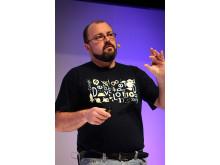 Foto: Der aus Passau stammende Christian Kurzke ist Leiter der Googles Android Auto Projekt und lebt im Silicon Valley in Amerika.