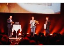 InviSense vann Nordbyggs Guldmedalj
