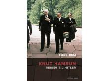 omslag Knut Hamsun. Reisen til Hitler