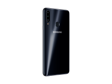 Samsung Galaxy A20s back