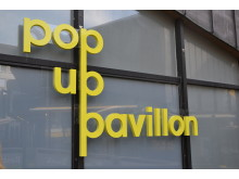 Pop Up Pavillon am Alten Markt
