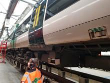 David Elston in depot 1