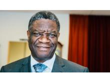 Denis Mukwege. Foto PMU Mikael Jägerskog