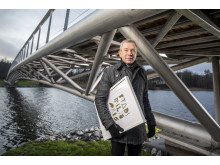 Stadsmiljöpriset 2019 - Folke Bernadottes bro