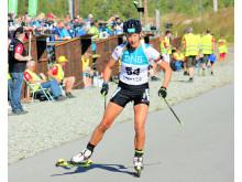 NM rulleskiskyting 2015 sprint Fanny Horn Birkeland