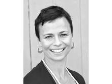 Gravidyogalärare Cecilia Olin