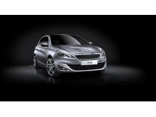 Nya Peugeot 308 - raffinerad design