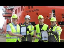 Crew ESVAGT NJORD