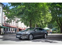 Ford Mondeo Hybrid Vignale 2017