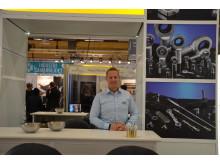 Christopher Nygren, försäljnings- och marknadschef på D&E Trading.