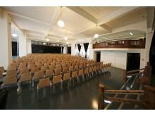 Blick in den Kupfersaal - Große Bühne