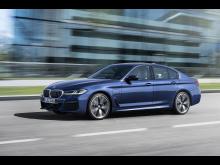 Nye BMW 5-serie