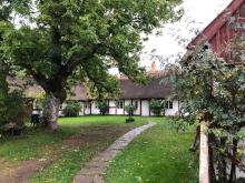 Byggnadsvårdspriset till Klockaregården i Stehag