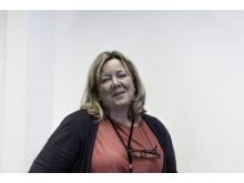 Greta Bernhoff, avdelingsleder Elektrolinja ved Godalen vgs.