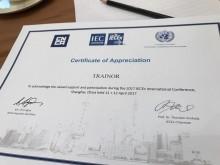 Norske Trainor bidragsyter på IECEx-konferanse i Shanghai