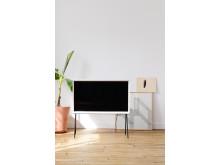 Samsung Serif TV, white