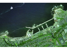Moray Buckie Aerial Shots