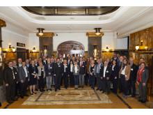 Auditorium des 43. Wissenschaftlichen Beirates in Nürnberg