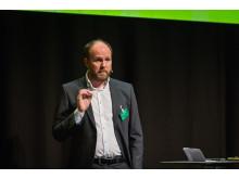 Bjørn-Johan Vartdal, programleder for maritim forskning i DNV GL