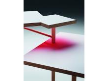 Utsuri Table av Yo Shimada för HORNBACH
