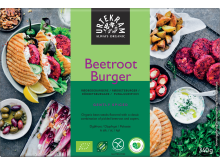 Urtekram Beetroot Burger
