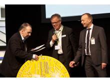 Årets hetaste materialnyhet 2012 till Smidesproffsen i Umeå