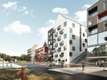 Salem centrum - förslag från Liljewall/Bovieran AB och Balder AB