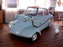 Ausstellungsauto am BELMOT-Messestand (Bremen Classic Motorshow)