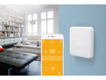 With the internet-connected Smart Thermostats from tado° heating systems adapt to consumers life and heats more efficiently than ever before
