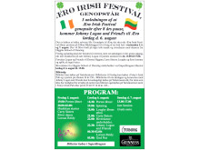 Ærø Irish Festival 2016