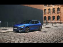 Ford Focus ST-Line 2021 (5)