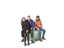 Maza sittmöbel, design Ove Jonsson & Olle Anderson