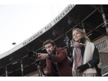 Jacob Nyström och Jenny Agö, nominerade till Stora Journalistpriset 2017