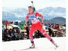Ragnhild Femsteinevik, normalprogram kvinner junior, junior-VM 2016