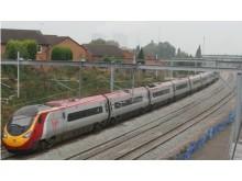 Virgin Pendolino train fleet