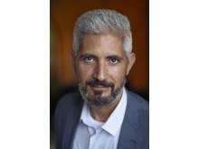 Hussein El-Alawi, nominerad i kategorin Årets Berättare 2018
