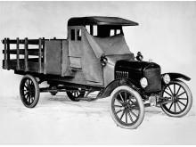 Model TT Truck- In 1917.- - Copy