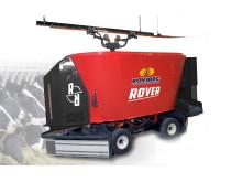 Världsnyheten Rover är en ny robotvagn för foder från kanadensiska Rovibec.