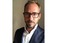Fredrik Tangeraas, kommunikasjonssjef Telenor Norge