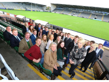 Northumbria students impress the press with World Cup legacy plan