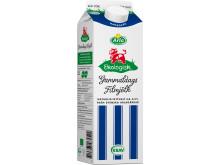 Ekologisk Gammaldags Filmjölk – fyllig, mild och naturligt fet
