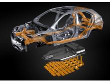 Lexus lanserer sin første elbil