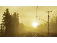 Green Cargo soluppgång