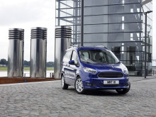 Nye Ford Tourneo Courier