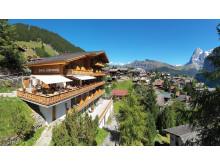 Hotel Alpenruh Mürren