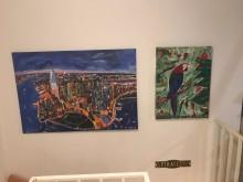 Kundenaufnahmen Manhattan und Papagei, D.Ral