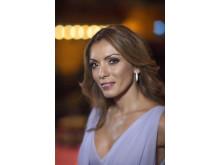 Alexandra Pascalidou, SVT,  nominerad till Årets Berättare