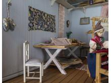 Bild från Signhild Hällers dockskåp